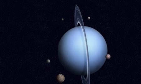 Natural satellite of Uranus