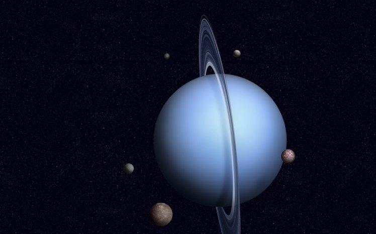 Natural satellite of Uranus