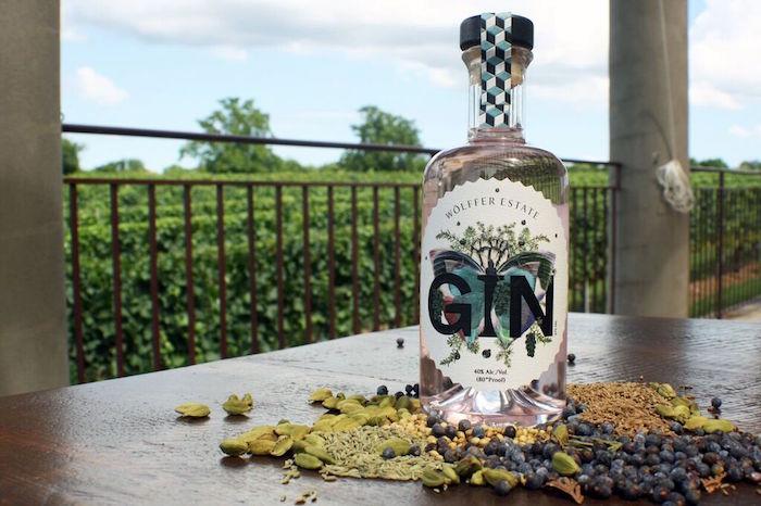 Wolffer Estate Gin