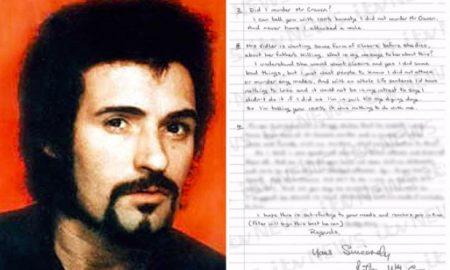 Yorkshire ripper letter