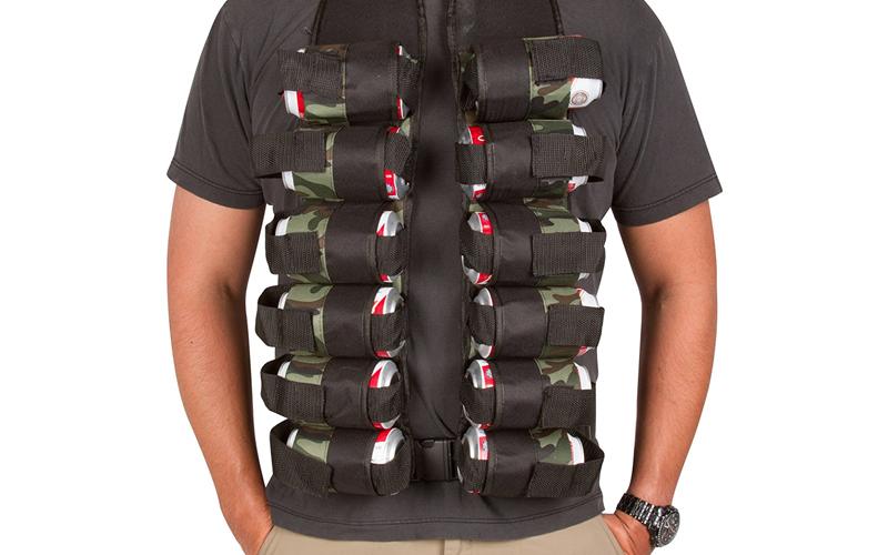 12 Pack Drinking Vest