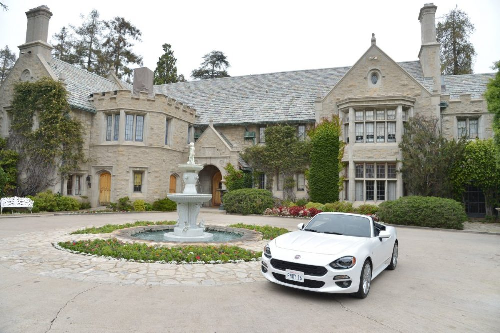 Car Playboy Mansion