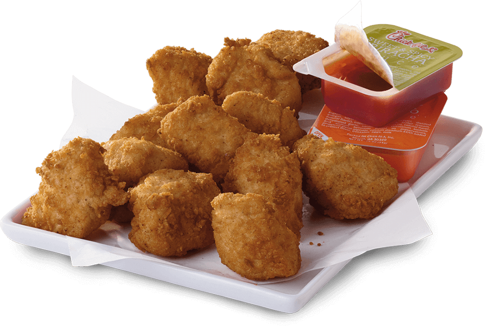 Chick fil a chicken nuggets