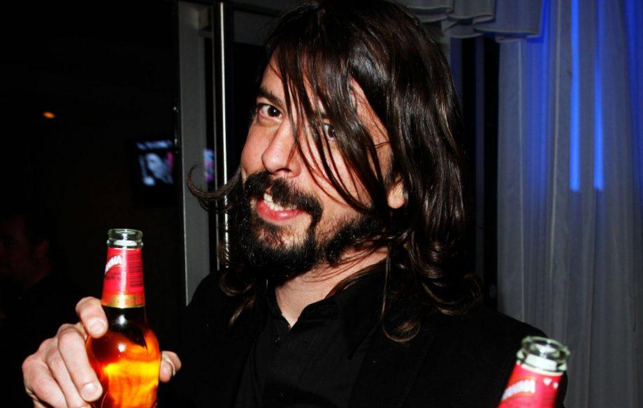 Foo Fighters Beer