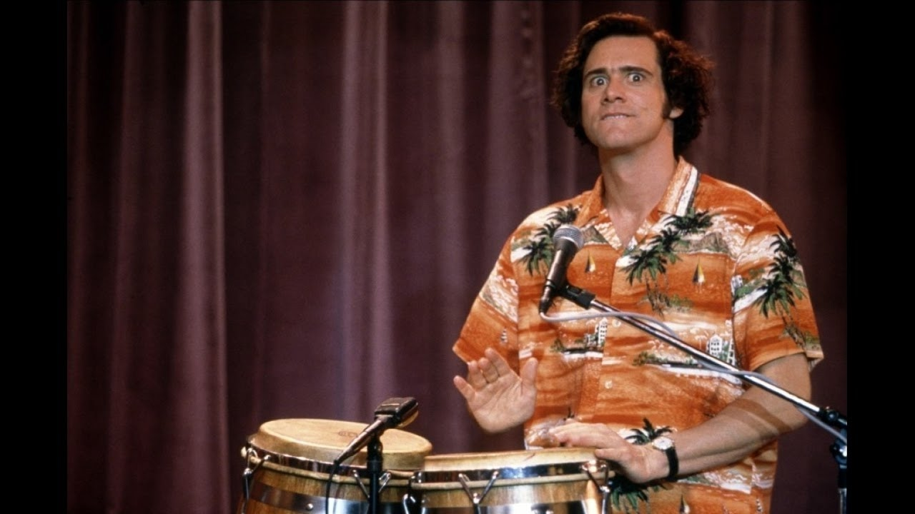 Jim Carey Man In The Moon