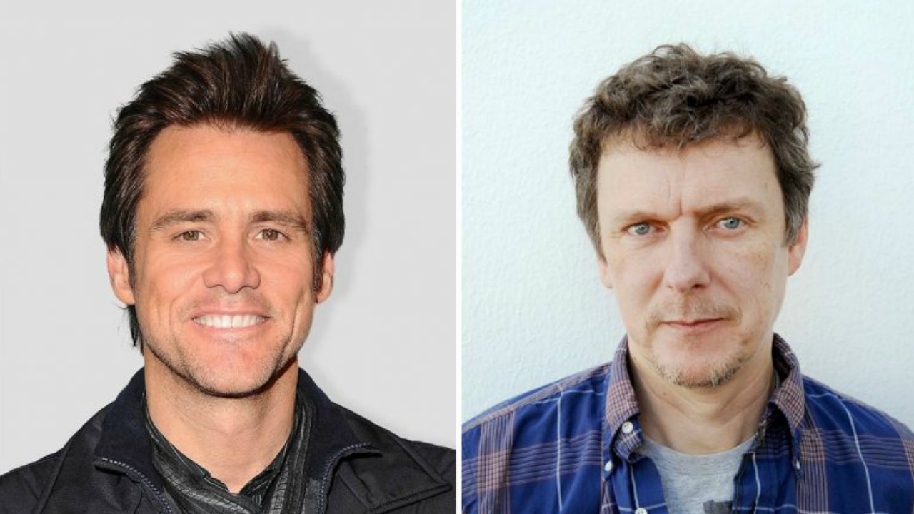 Jim Carrey Michel Gondry