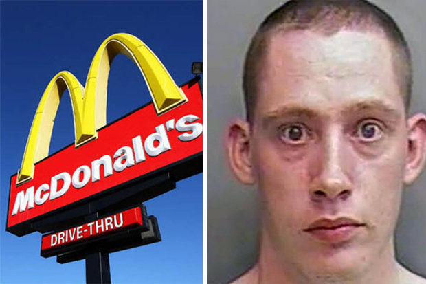 McDonald's Attack