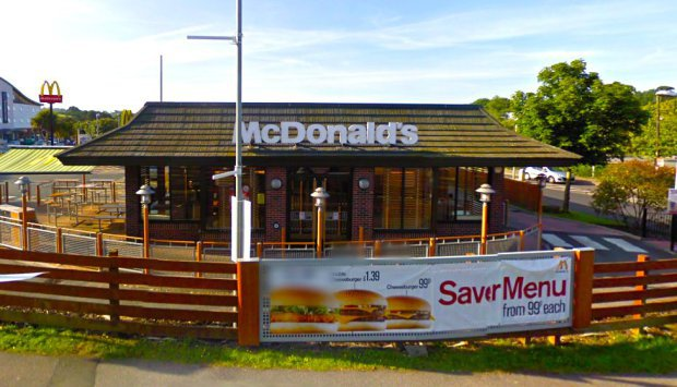 McDonalds St Austell