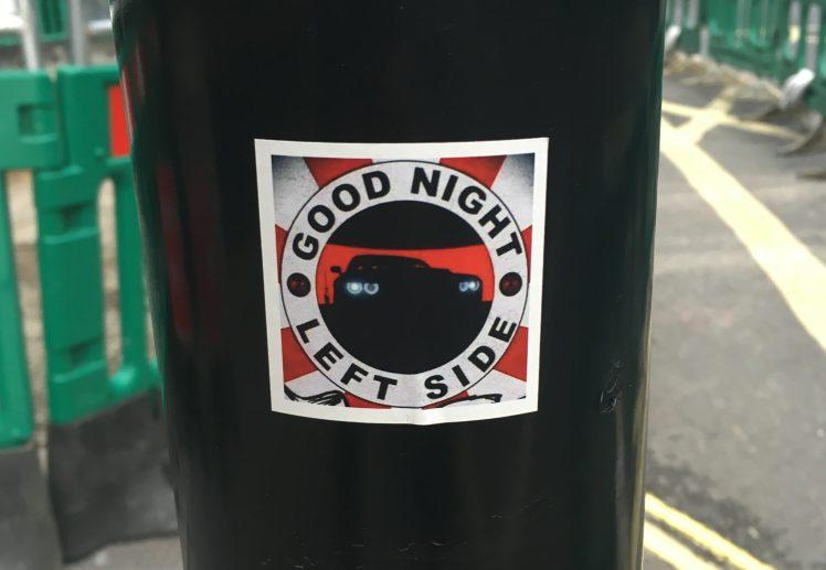 Nazi Sticker