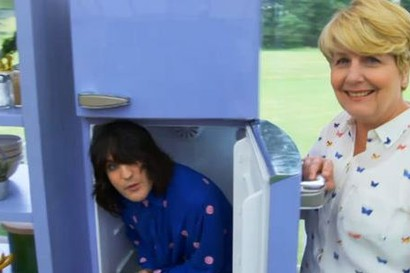 Noel Fielding Fridge