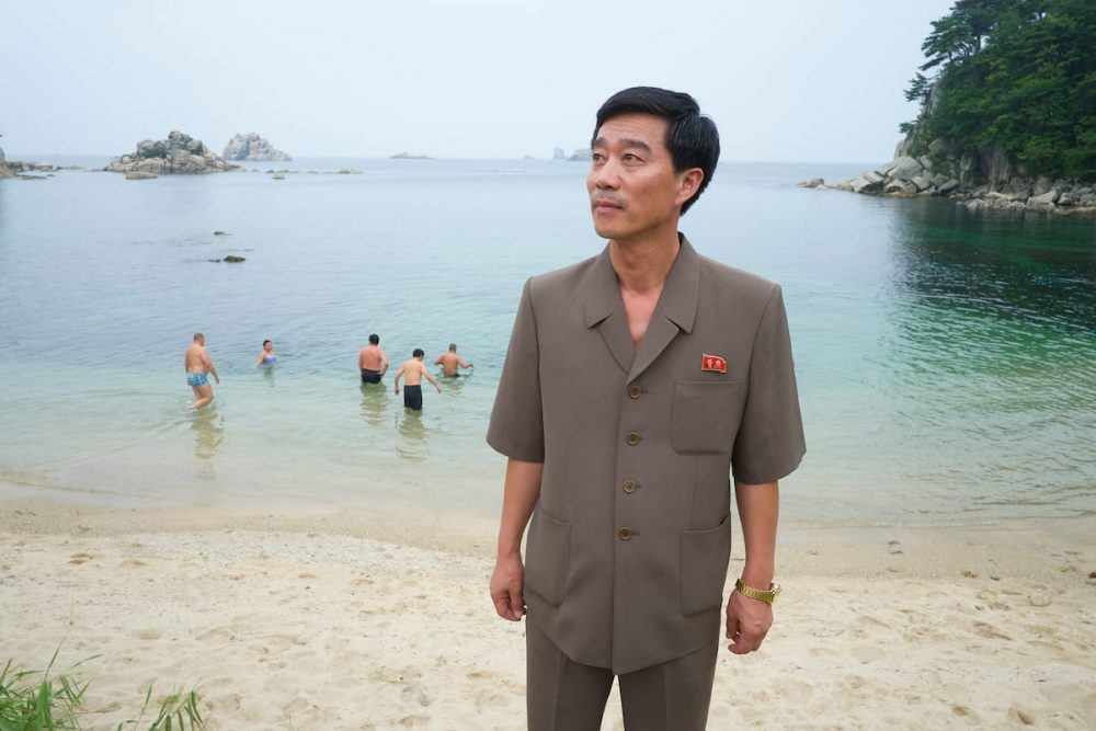 North Korean Citizen