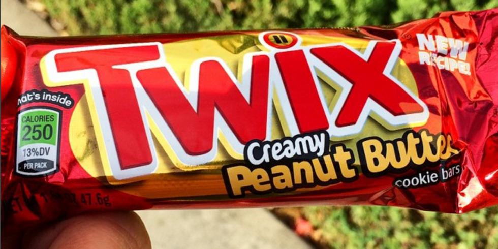 Peanut Butter Twix