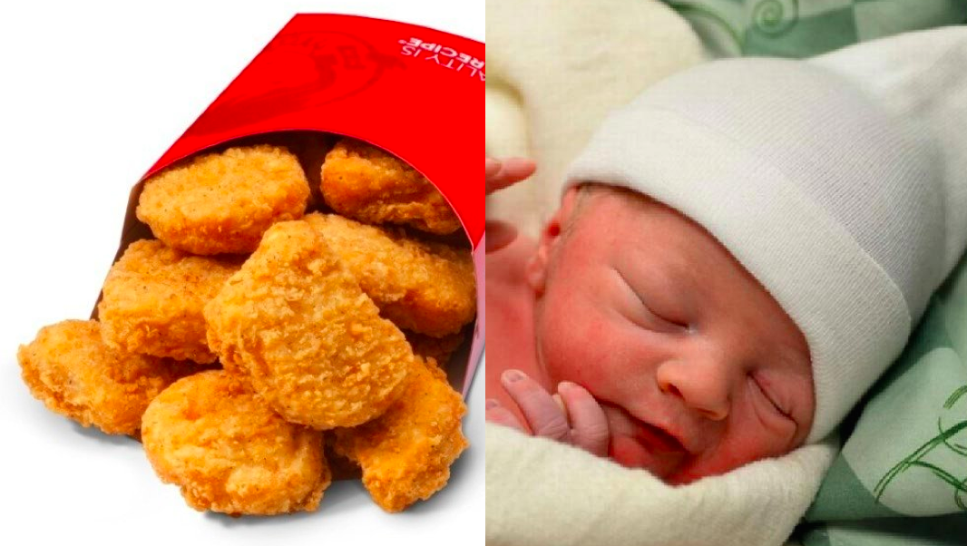 Nugget baby