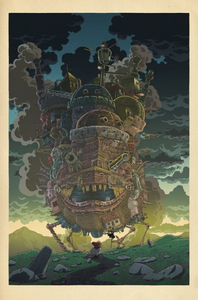 Studio Ghibli 4