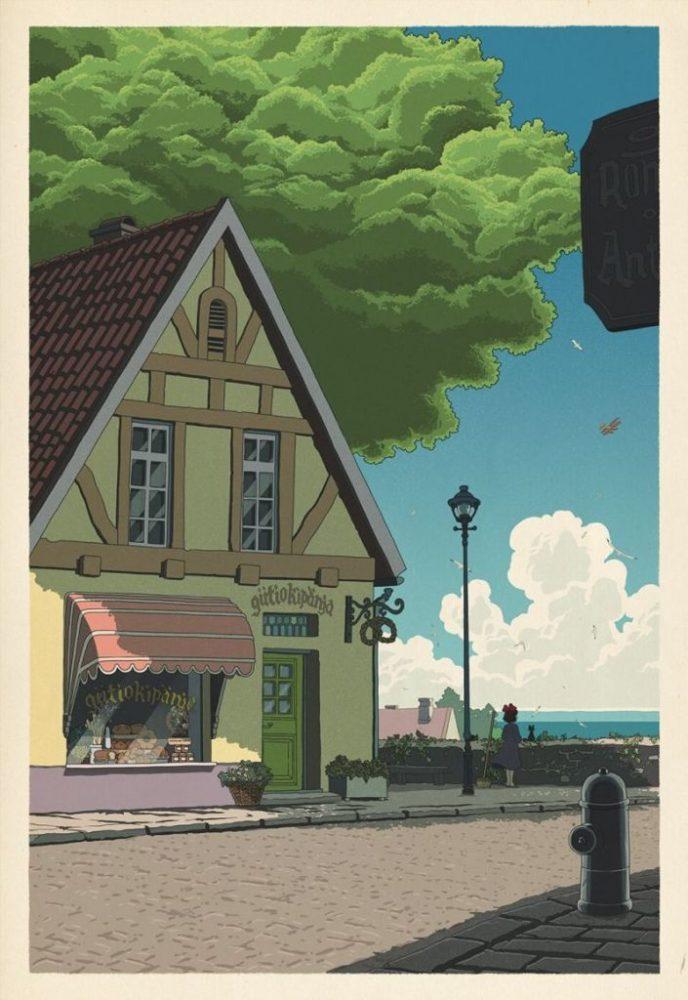 Studio Ghibli 7