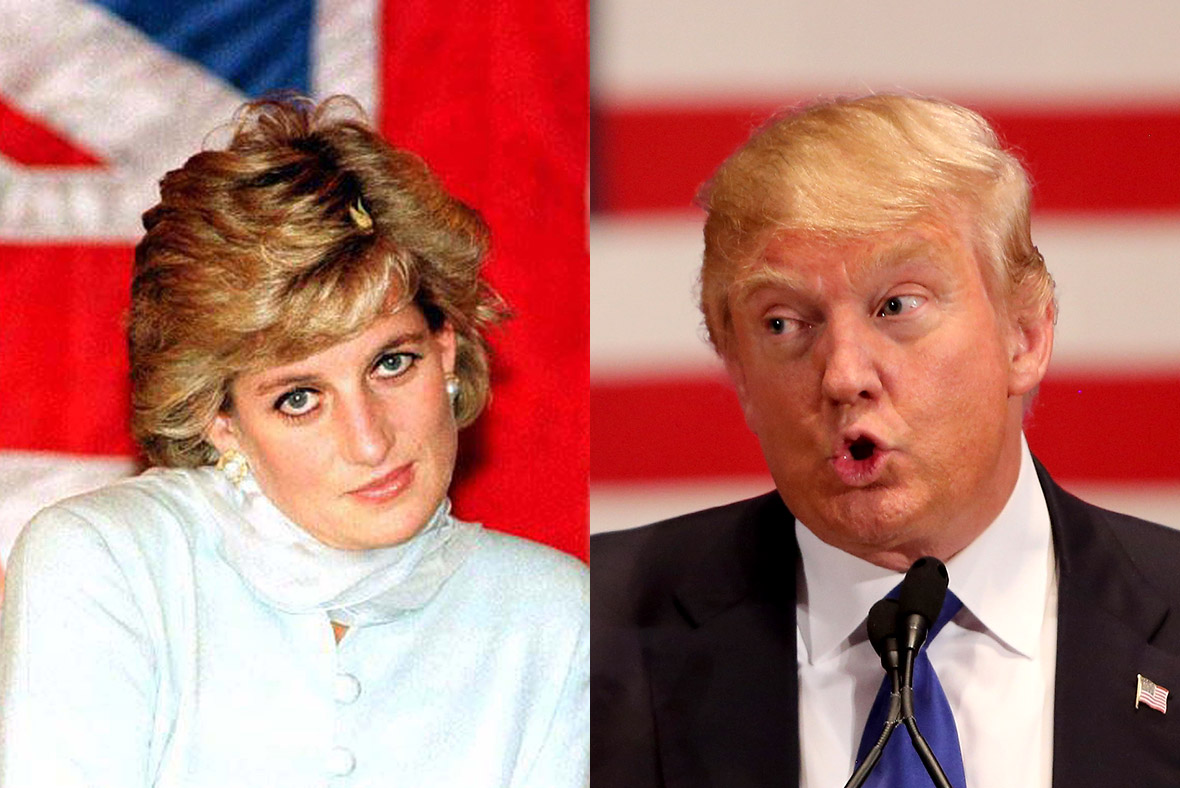 princess-diana-donald-trump
