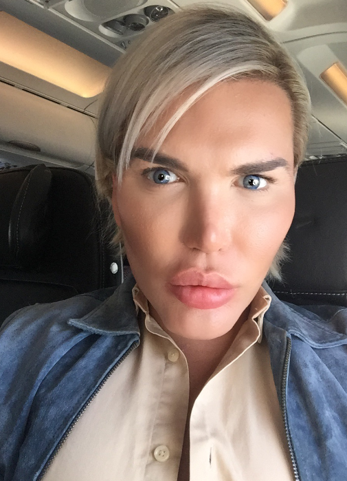 The Human Ken Doll Vows No More Surgery After Mortifying