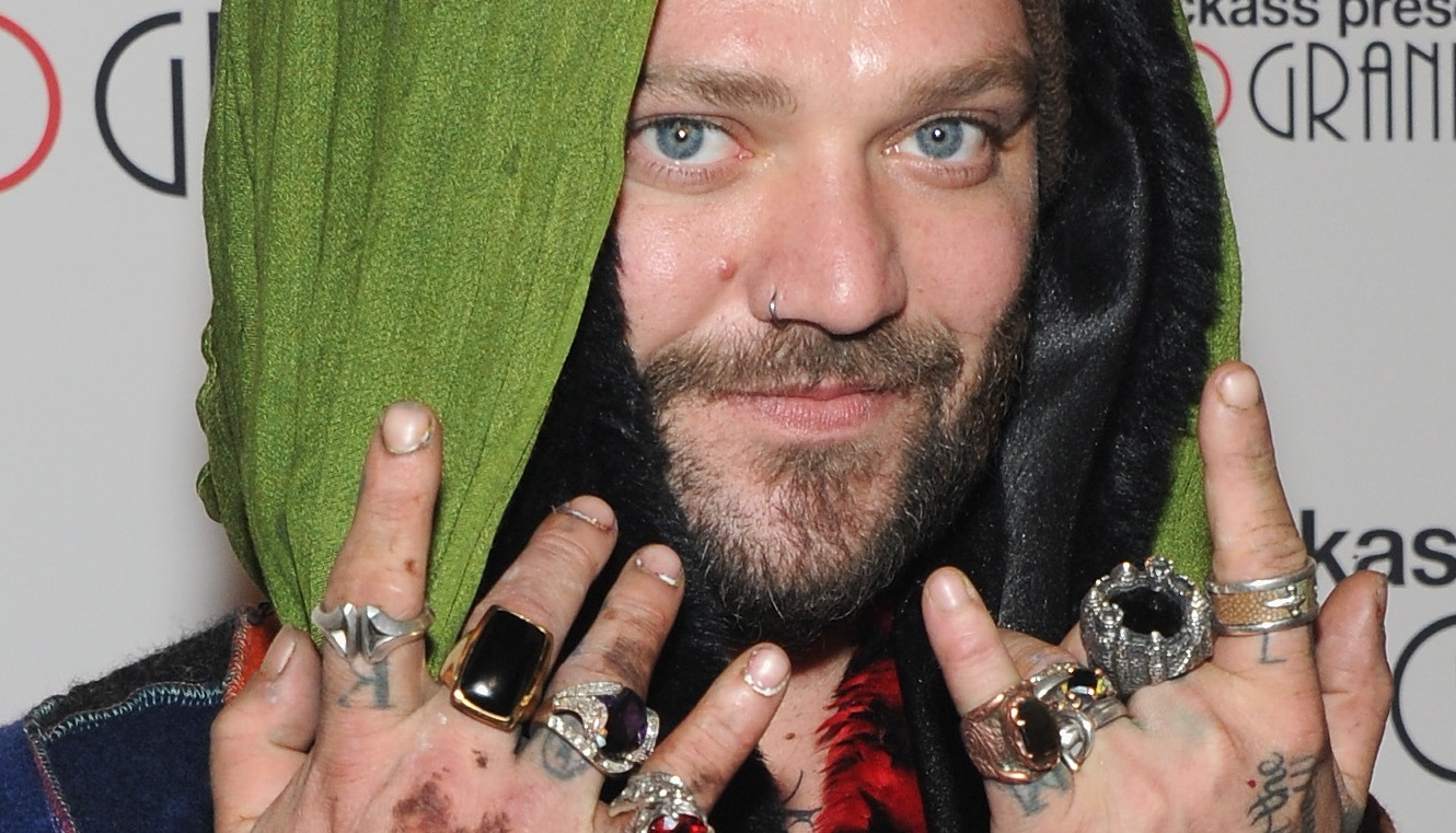 bam margera has revealed the depths of his serious alcoholism and