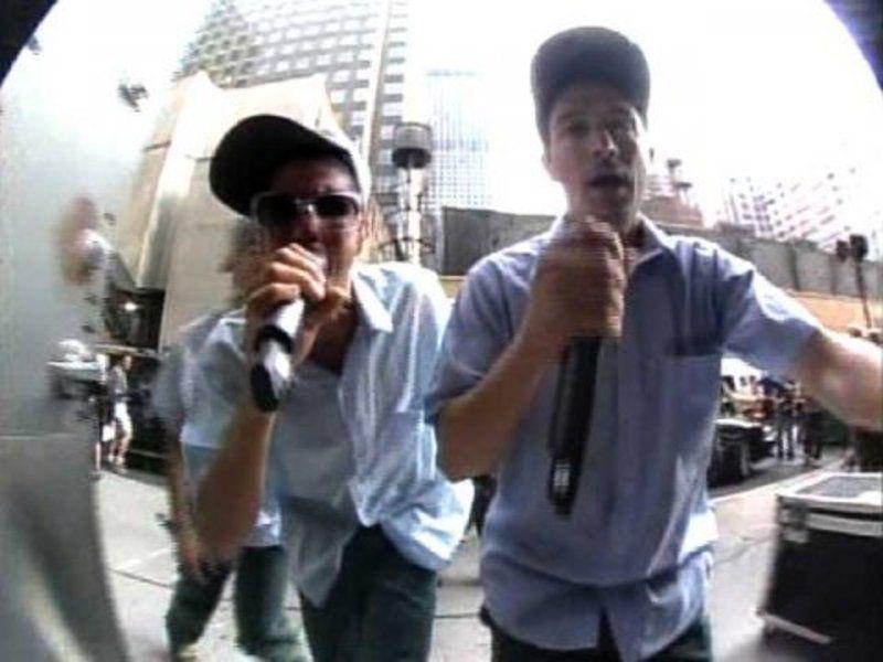 Beastie Boys Letterman