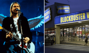 Cobain Blockbuster