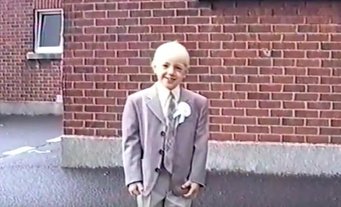 Conor McGregor Oversized Suit