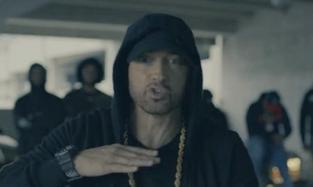Eminem Freestylye