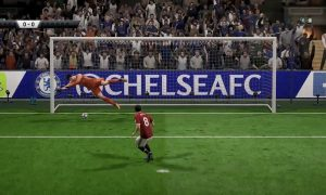FIFA 18 Penalty