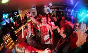 Greggs transform one of their shops into a nightclub for one night