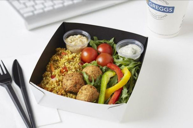 Greggs Salad