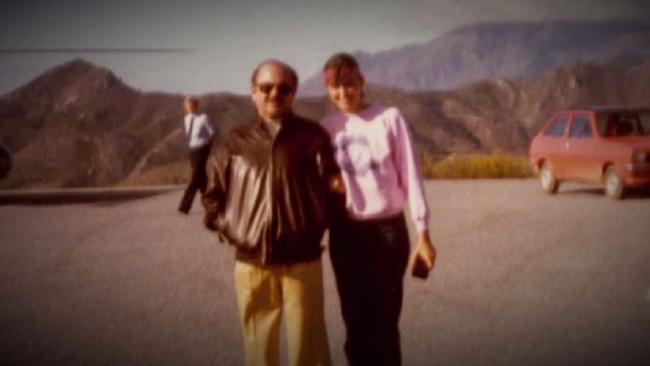 Jill with Adnan