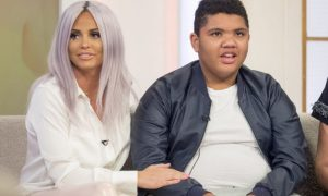 Katie Price Harvey