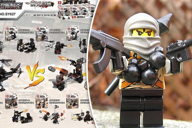 Lego ISIS 1