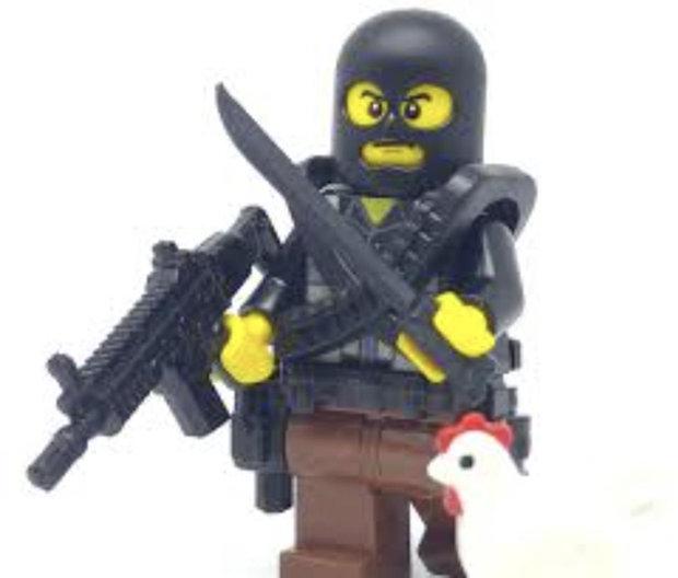 Lego ISIS 2