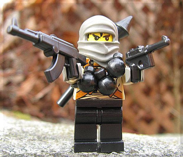 Lego ISIS 3