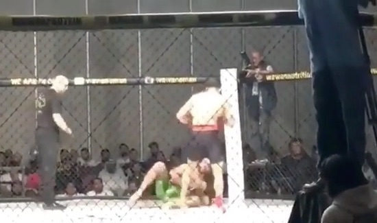 MMA Knockout