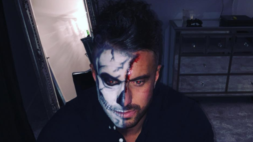 Man halloween