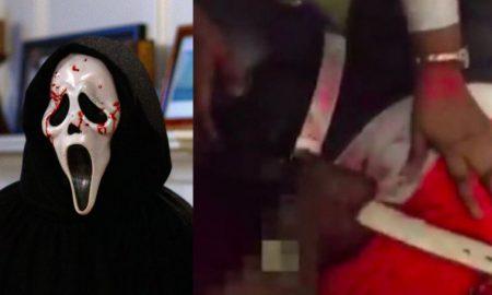 Masks rave