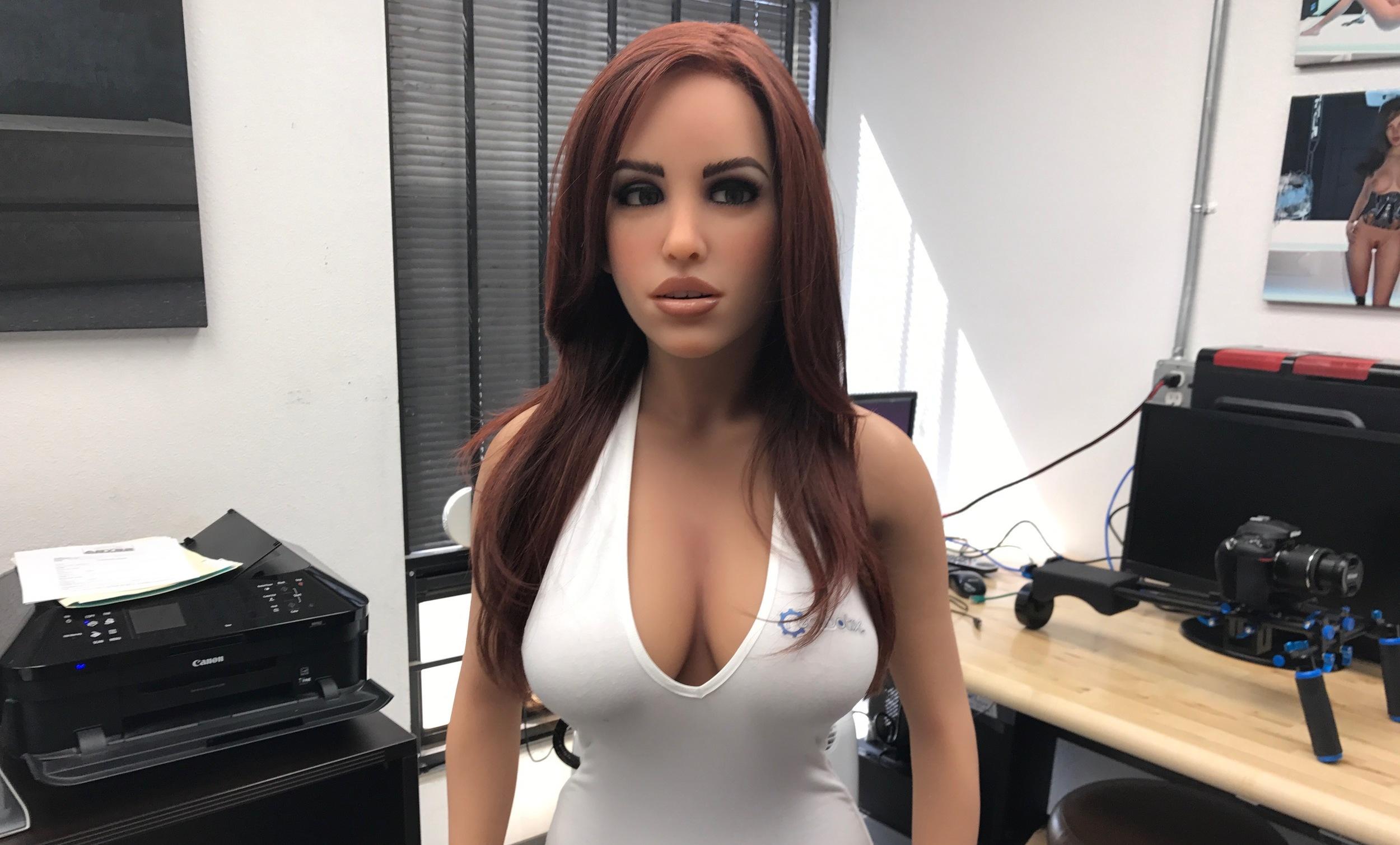 Секс девочка рорбот