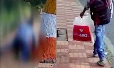 Woman raped video