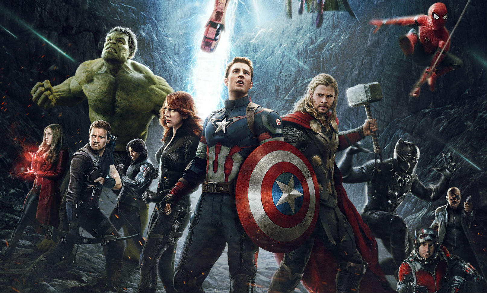 The Epic Avengers Infinity Wars Trailer Is Finally Here