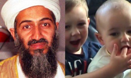 Bin Laden Charlie Bit