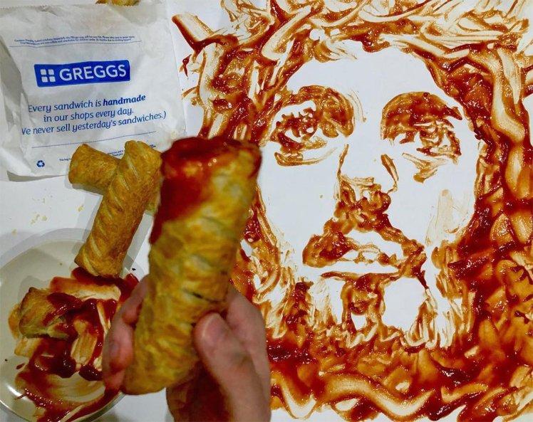 Jesus Greggs Picture