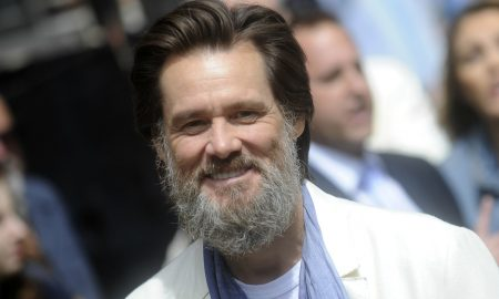 Jim Carrey Beard