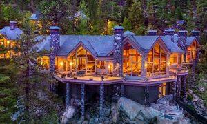 Lake Tahoe Mansion