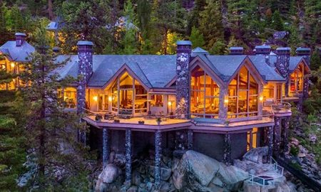 Lake Tahoe Mansion