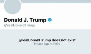 Trump Deactivated