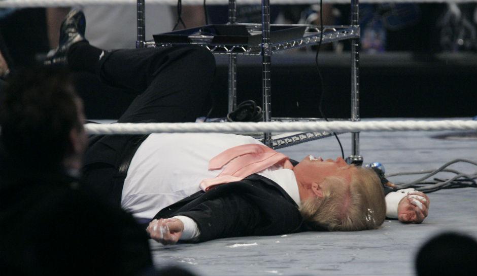 Trump Shot