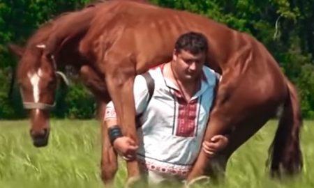 Ukrainian Strongman