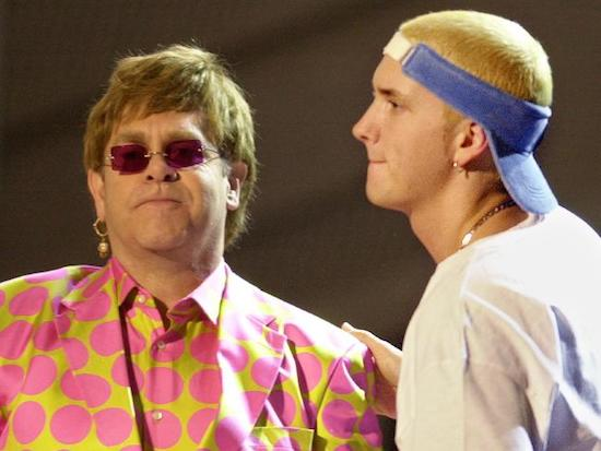 Eminem Elton