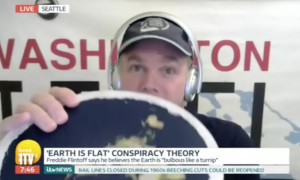 Flat Earther